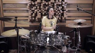 3 Drum Cover Lagu Hits Kekinian Dari Rani Ramadhany