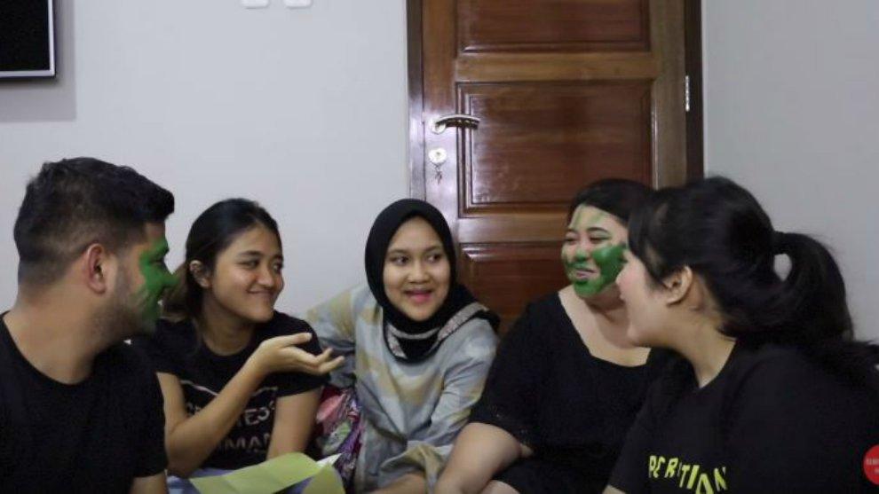 Intip Keseruan Samsolese 'Face it Challenge', Bikin Ngakak!