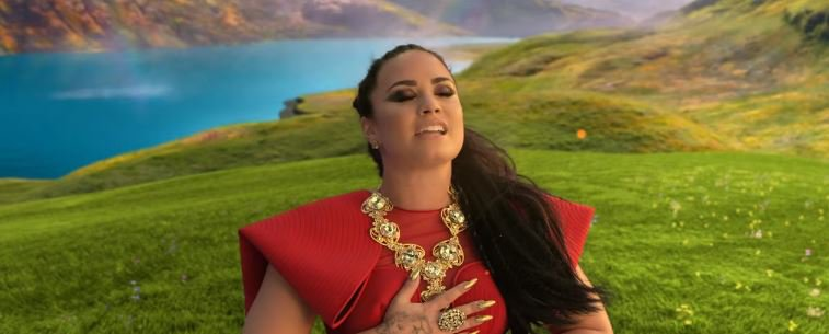 DJ Khaled - I Believe (from Disney's A WRINKLE IN TIME) ft. Demi Lovato  ©djkhaled vevo