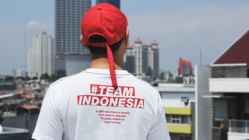 DAMN! I LOVE INDONESIA  DAMN! I LOVE INDONESIA