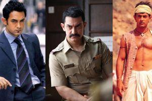 10 Peran berbeda Aamir Khan di berbagai film ini bukti ia aktor hebat