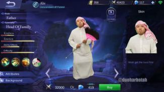Hero Baru di Mobile Legends! Kompilasi 7 Video Lucu Dari Akun Instagram Duo Harbatah