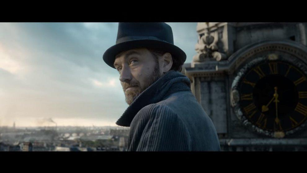 Ada Dumbledore Muda di Trailer Pertama Fantastic Beast: The Crimes of Grindelwald