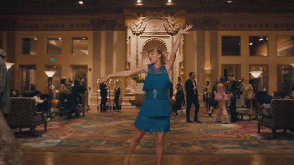 Mengulik Pesan Tersembunyi Dalam Klip Taylor Swift 'Delicate'