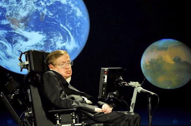 Sebelum Meninggal, Ini 5 Ramalan Mengerikan Dari Stephen Hawking Tentang Bumi Dan Isinya  © 2018 famous.id