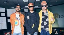 N.E.R.D Rilis Remix Single 'Lemon' Gandeng Rihanna dan Drake