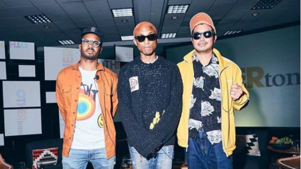 N.E.R.D Rilis Remix Single 'Lemon' Gandeng Rihanna dan Drake