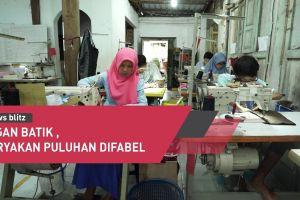 Sogan Batik Rejodani, bertahun-tahun karyakan puluhan difabel