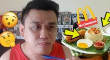 Enak Apa Nggak? Review Nasi Uduk McDonalds Bareng Ferdi Salim