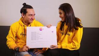 Adipati Dolken & Vanesha Prescilla Jawab Pertanyaan yang Paling Banyak