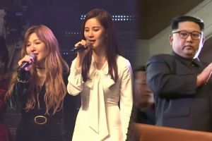 Tonton konser, Kim Jong-un terpesona K-Pop