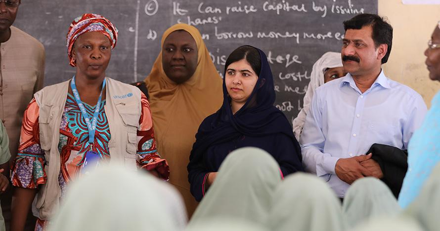 Malala, pemenang Nobel Perdamaian termuda kunjungi kampung halaman