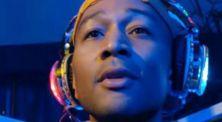 John Legend Alih Profesi Jadi DJ di Klip Terbarunya 'A Good Night'