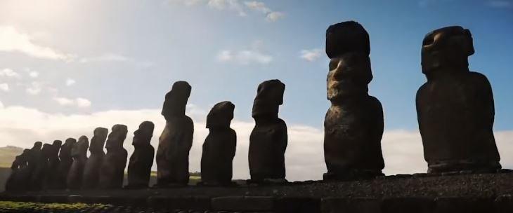 Para Ilmuwan Akhirnya Memberikan Kesaksian Tentang Misteri Pulau Easter! Apakah itu  © 2018 famous.id