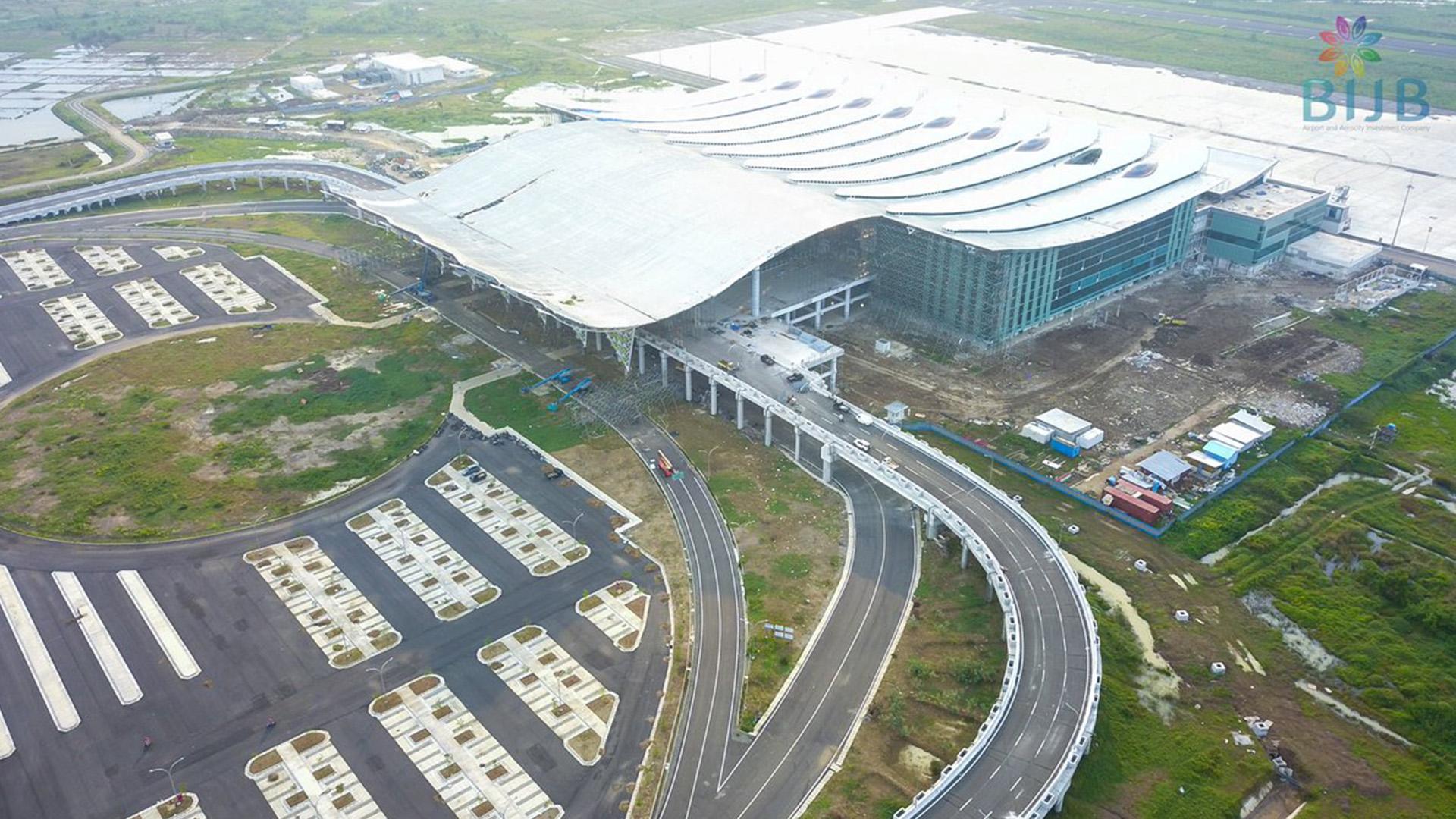 Mengintip kemegahan Bandara Internasional Kertajati Jawa Barat