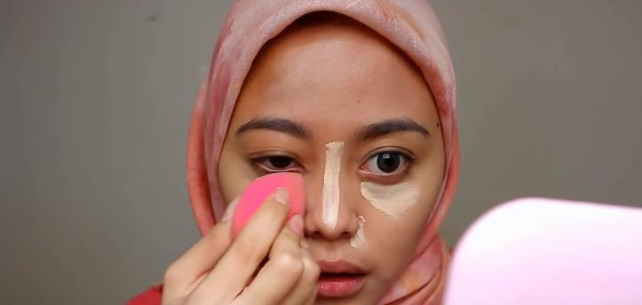 No Makeup Makeup Look, Simple Natural Makeup Tutorial  © 2018 famous.id