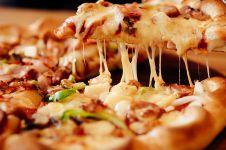 Begini tips bikin pizza lezat dengan teflon, simpel banget