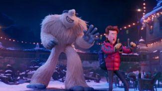 Uniknya Kisah Persahabatan 'Big Foot' dan Manusia di Film Animasi 'Smallfoot'