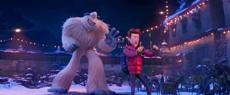 SMALLFOOT - Official Trailer 1 © 2018 famous.id