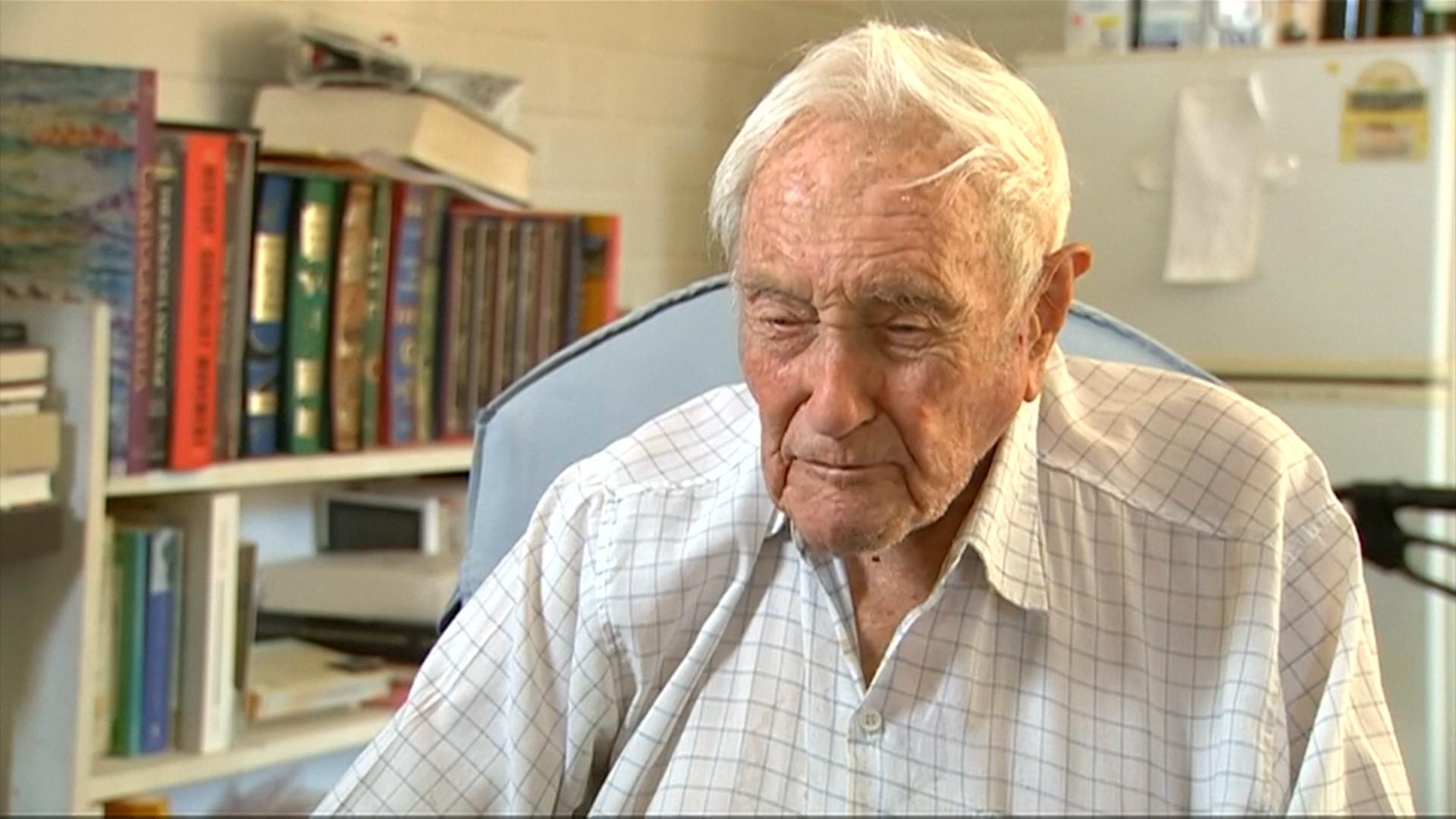 Pria 104 tahun ini ingin segera mengakhiri hidupnya