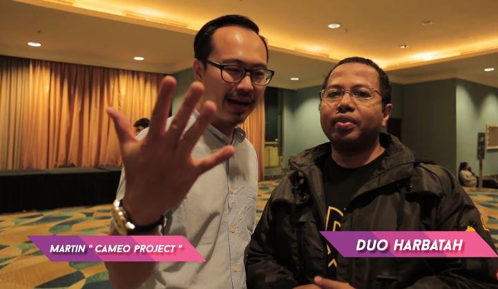 Kocak! Cara Bikin Es Kepal Milo Ala Majelis Lucu Indonesia © 2018 famous.id