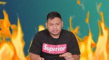 Video Lucu Zhar Borneo Jawab Pengetahuan YouTube Sambil Kepedasan!