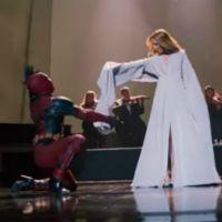 Kolaborasi Ciamik Deadpool dan Celine Dion di Klip 'Ashes'