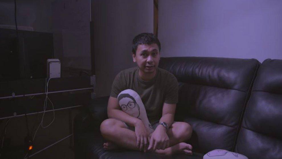 Rumah Berhantu, Raditya Dika Curhat di Vlog!