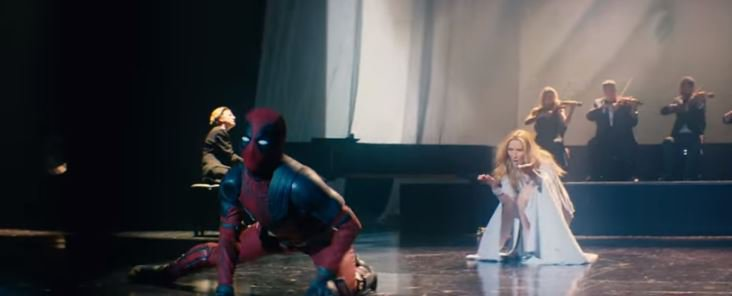 Céline Dion - Ashes (from the Deadpool 2 Motion Picture Soundtrack) © 2018 famous.id
