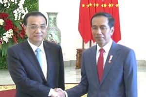 Perkuat kerja sama, Presiden Jokowi bertemu Perdana Menteri China