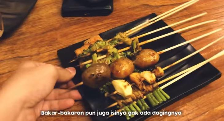MANA TAHAN! Menjadi Vegan Selama Seminggu!  © 2018 famous.id