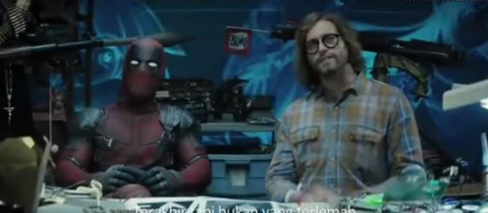Kocak! Wiro Sableng Ikut Audisi X-Force di Deadpool 2 © 2018 famous.id