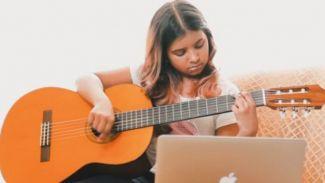 5 Cover Lagu Kece Dari YouTuber Cilik Bersuara Merdu Meher Noronha