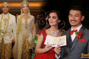5 Artis Indonesia ini menikah dengan mahar yang sederhana