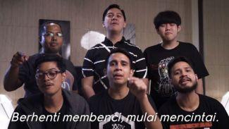 Lawan Aksi Teror! Para YouTuber Menggalang Dana Bagi Korban Terorisme
