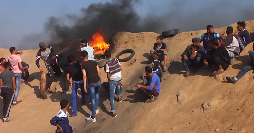 Kebrutalan tentara Israel renggut 60 nyawa warga Palestina