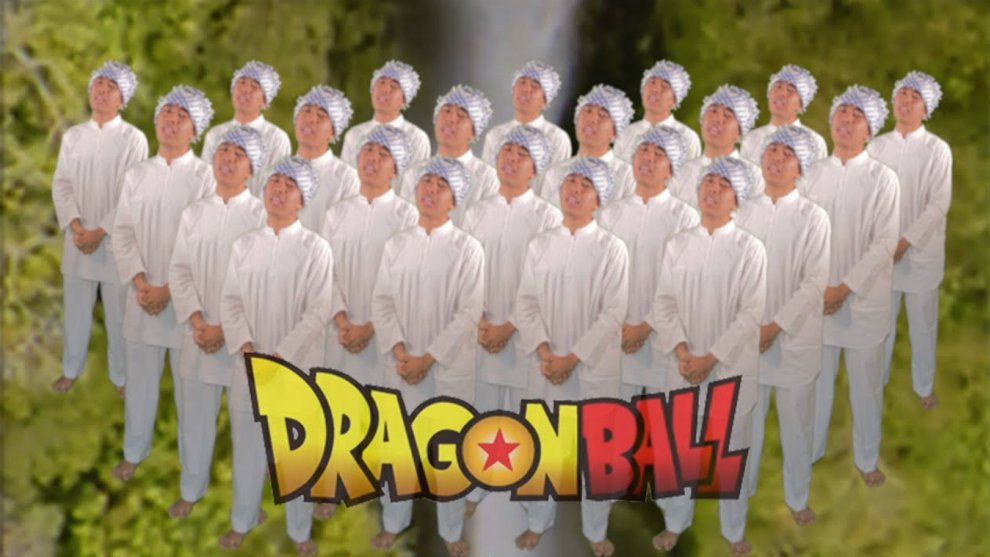 Begini Jadinya Kalau Lagu OST Anime Dragon Ball Dijadikan Lagu Religi