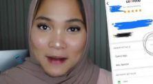 Dinda Shafay Curhat Hampir Kena Tipu Ojek Online!
