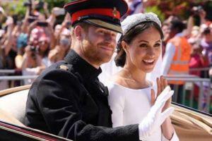 Fakta-Fakta Menarik Royal Wedding Pangeran Harry dan Meghan Markle