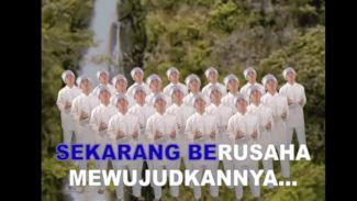 Parodi Lagu Dragon Ball Versi Religi, Kery Astina Mengajak Netizen Tobat!
