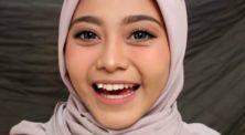 Tampil Dengan Makeup Natural Untuk Bukber ala Nadhila QP