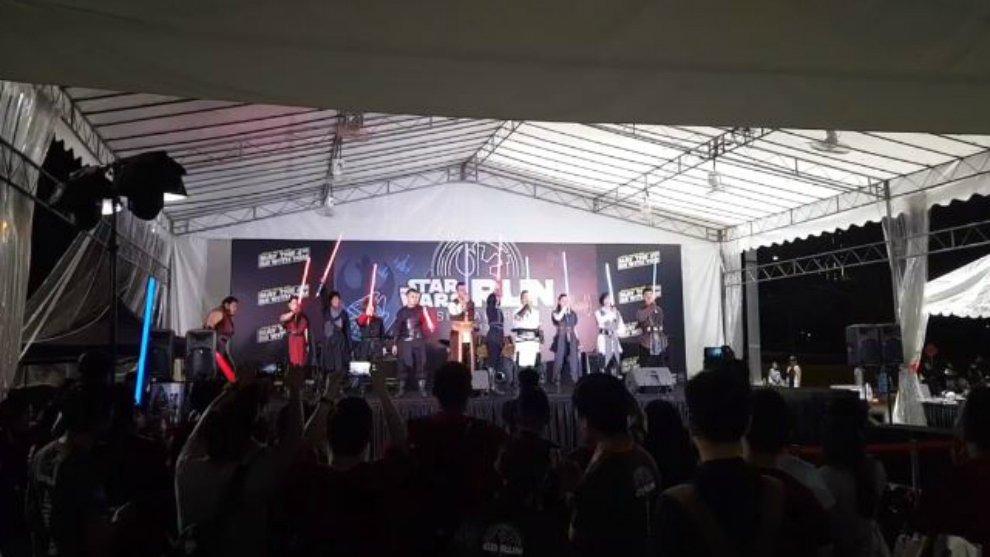 Berkunjung ke Star Wars Day 2018 Bareng Ferdi Salim