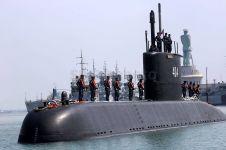 Indonesia punya kapal selam baru KRI Ardadedali, ini fakta-faktanya