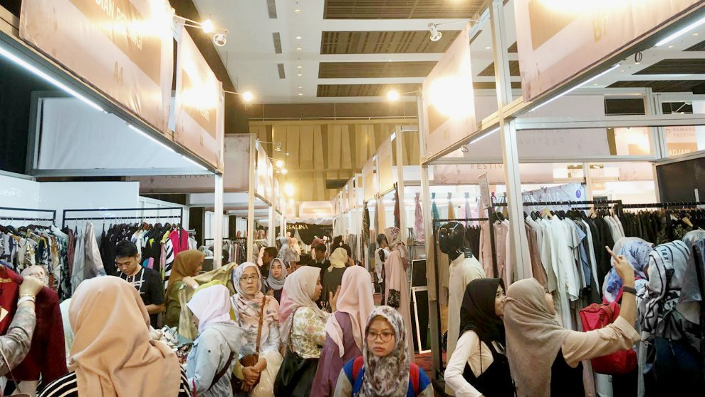 Berbelanja Sekaligus Mendapat Ilmu di HIJUP Ramadhan Festival 2018!