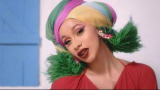 Cardi B Tampil Penuh Warna di Klip Terbarunya 'I Like It'