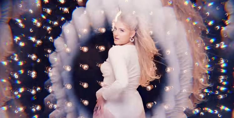 Meghan Trainor - Let You Be Right © 2018 famous.id