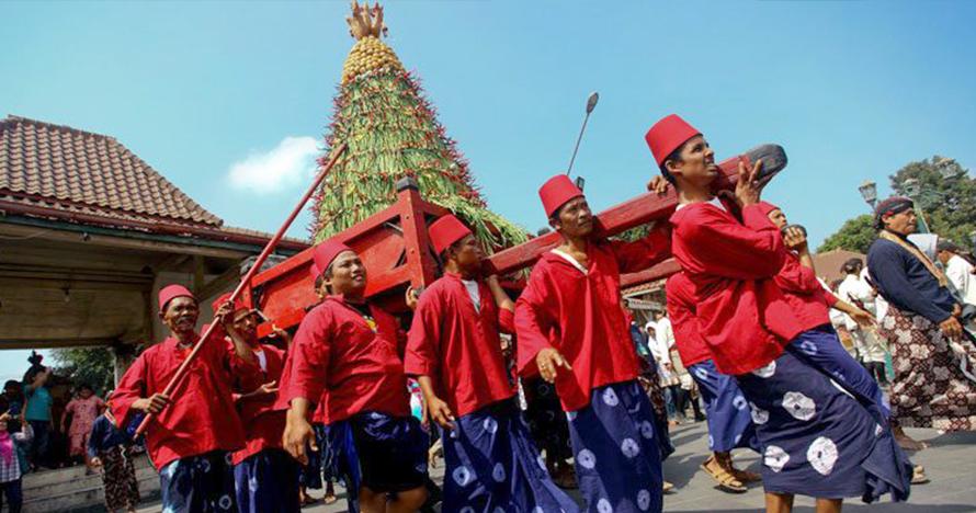 5 Tradisi lebaran unik berbagai daerah di Indonesia