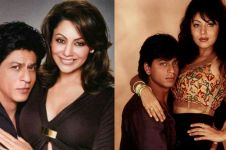 Kisah cinta Shah Rukh Khan, grogi saat melamar Gauri