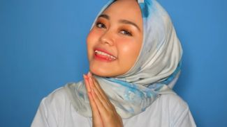 Gampang Banget! Tutorial Make Up Lebaran Praktis dari Nadhila QP