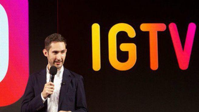 Main Instagram Jadi Lebih Seru Dengan  Fitur Baru 'IGTV'